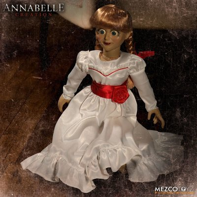 PRE-ORDER The Conjuring Annabelle: Creation Doll Scaled Prop Replica