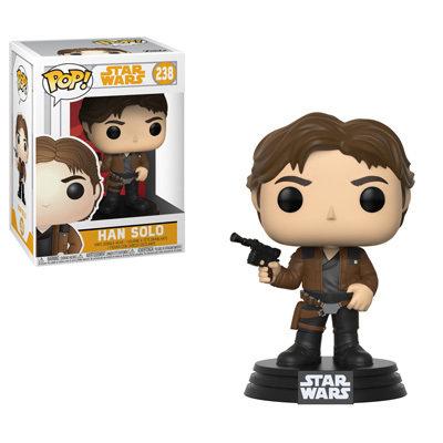 Star Wars : Solo : A Star Wars Story Han Solo Pop! Vinyl Figure