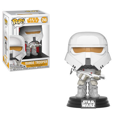 Star Wars : Solo : A Star Wars Story Range Trooper Pop! Vinyl Figure