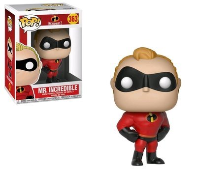 Incredibles 2 - Mr Incredible Pop! Vinyl Figure