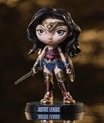Mini Co. Heroes - Justice League Wonder Woman