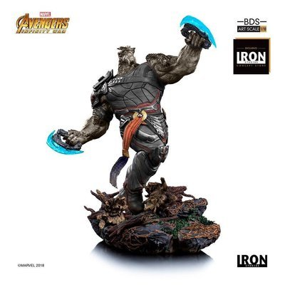 PRE-ORDER Cull Obsidian BDS Art Scale 1/10 - Avengers Infinity War
