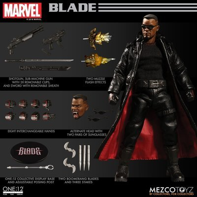 PRE-ORDER One: 12 Collective Blade