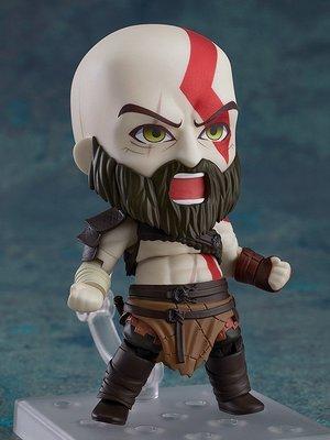 God of War 4 Nendoroid Kratos