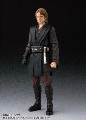 PRE-ORDER S.H.Figuarts Anakin Skywalker (Revenge of the Sith) Action Figure
