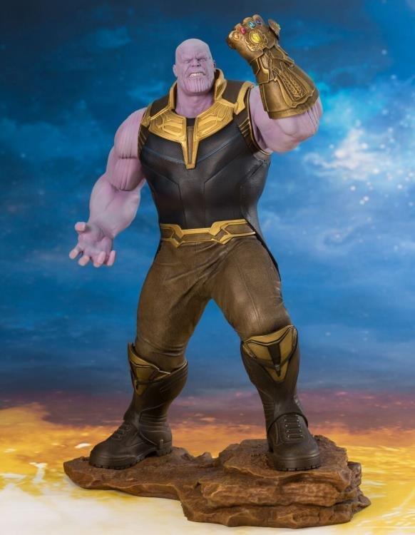 PRE-ORDER Avengers: Infinity War ArtFX+ Thanos Statue