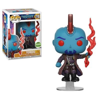 Guardians of the Galaxy Vol. 2 Yondu Spring Convention Exclusive Pop! Vinyl Figure