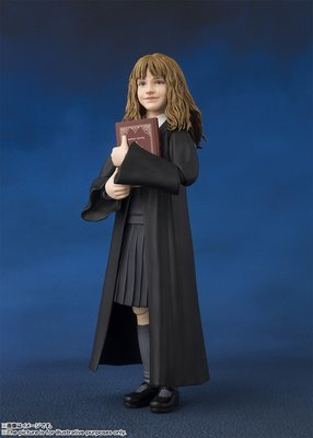 PRE-ORDER S.H.Figuarts Hermoine Granger (Harry Potter and the Sorcerers Stone) Action Figure