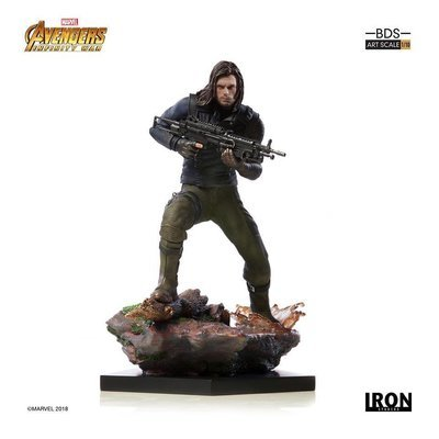 PRE-ORDER Winter Soldier BDS Art Scale 1/10 - Avengers Infinity War