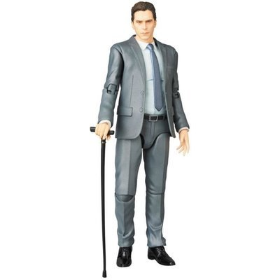 PRE-ORDER The Dark Knight Trilogy MAFEX No.079 Bruce Wayne
