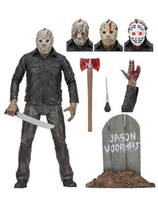 PRE-ORDER Friday the 13th Part 5 Ultimate Jason (Dream Sequence) Figure