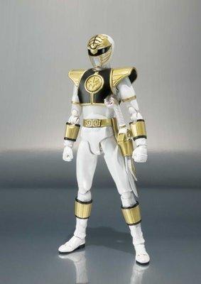 PRE-ORDER Mighty Morphin Power Rangers S.H.Figuarts White Ranger