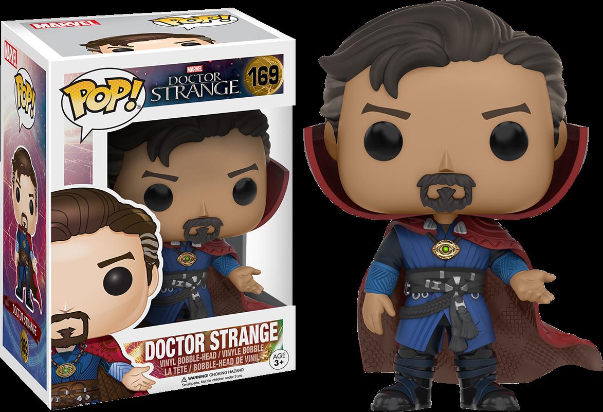 PRE-ORDER POP Marvel: Dr. Strange - Dr. Strange