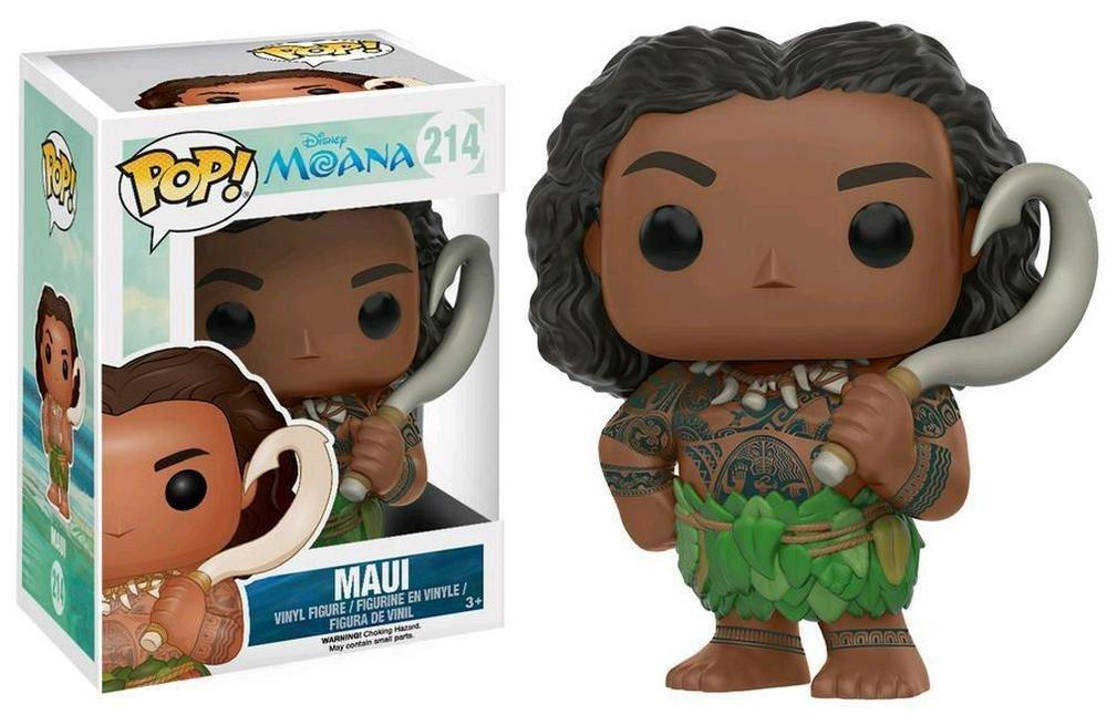 PRE-ORDER POP Disney: Moana - Maui (4th Batch)