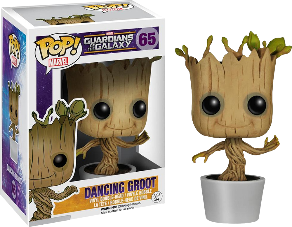 PRE-ORDER Guardians of the Galaxy - Dancing Groot Pop! Vinyl Figure