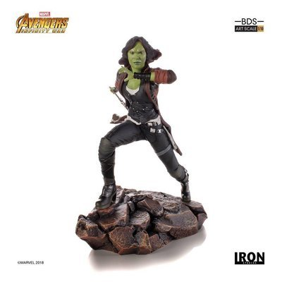 PRE-ORDER Gamora BDS Art Scale 1/10 - Avengers: Infinity War