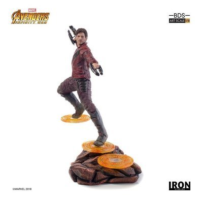 PRE-ORDER Star Lord BDS Art Scale 1/10 - Avengers: Infinity War