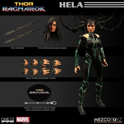 PRE-ORDER One : 12 Collective Thor: Ragnarok Hela