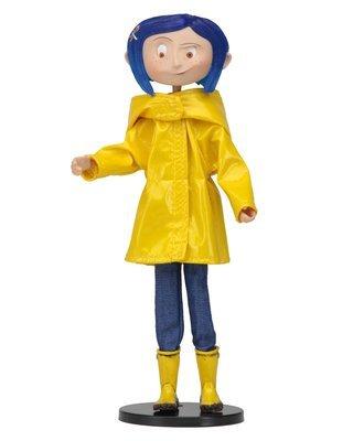 PRE-ORDER Coraline Action Figure Raincoat