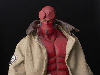 PRE-ORDER Hellboy 1/12 Scale Action Figure