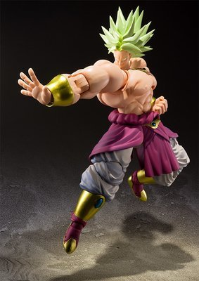 S.H.Figuarts Broly Event-Exclusive Color Edition