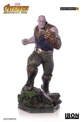 PRE-ORDER Thanos Legacy Replica 1/4 - Avengers: Infinity War