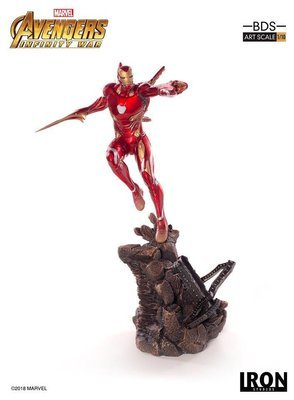 PRE-ORDER Iron Man MARK L BDS Art Scale 1/10 - Avengers: Infinity War