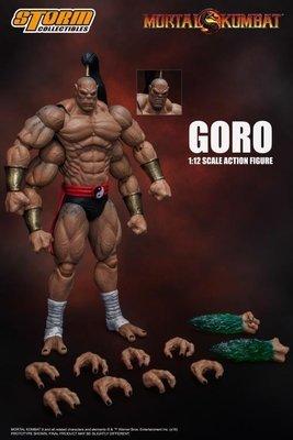 PRE-ORDER Mortal Kombat VS Series Goro 1/12 Scale Figure