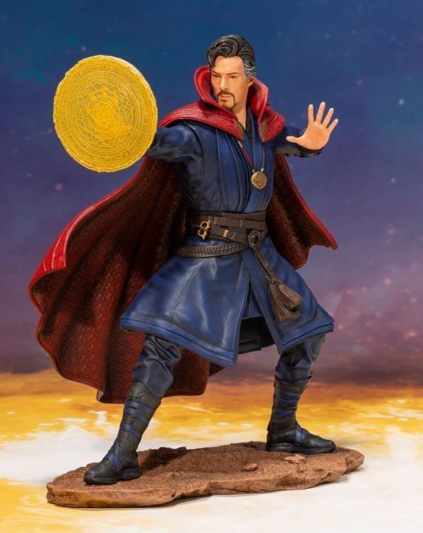 PRE-ORDER Avengers: Infinity War ArtFX+ Dr. Strange Statue