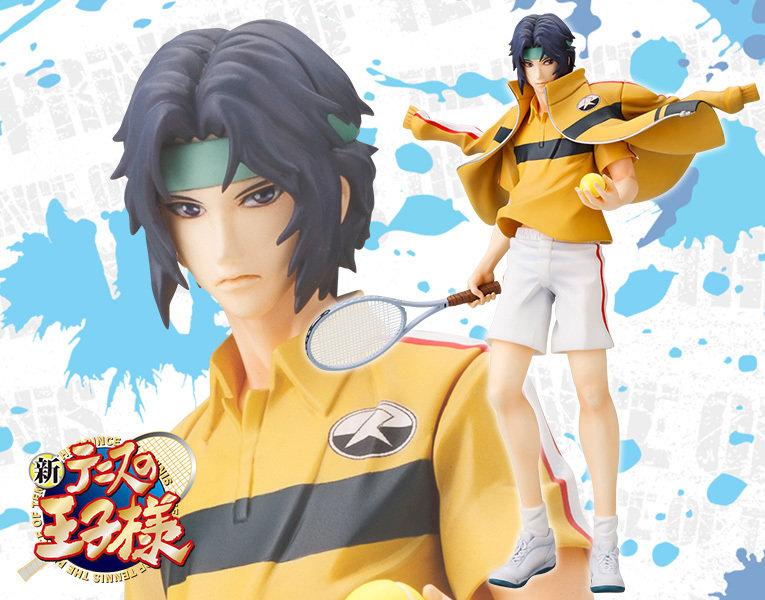 PRE-ORDER ARTFX J The New Prince of Tennis Seiichi Yukimura Renewal Package ver. 1/8 PVC Figure