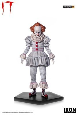 PRE-ORDER Pennywise Art Scale 1/10 – IT