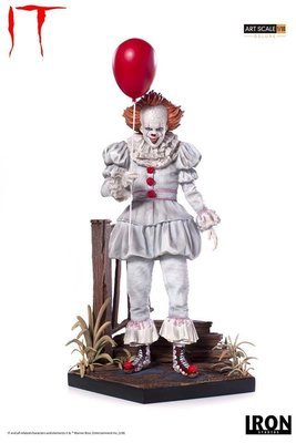 PRE-ORDER Pennywise Deluxe Art Scale 1/10 – IT