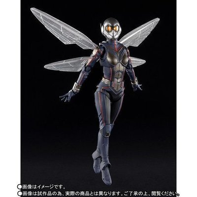 PRE-ORDER S.H.Figuarts WASP (Ant-Man and the Wasp) Action Figure