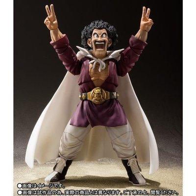 PRE-ORDER S.H.Figuarts Dragon Ball - Mr.Satan Action Figure