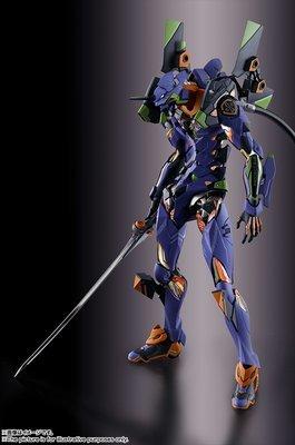PRE-ORDER METAL BUILD Evangelion Unit 01 Action Figure