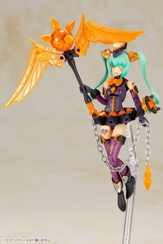 PRE-ORDER Megami Device Chaos & Pretty Magical Girl Darkness Plastic Model Kit