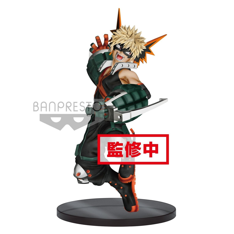 PRE-ORDER My Hero Academia The Amazing Heroes Vol. 3 Katsuki Bakugo (Reoffer)
