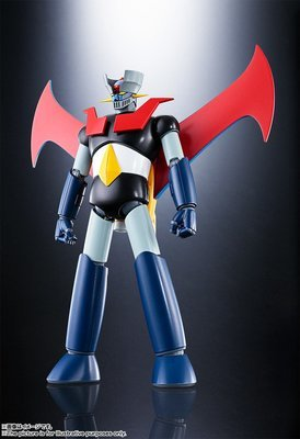 PRE-ORDER Soul of Chogokin GX-70SP Mazinger Z D.C. Anime Color