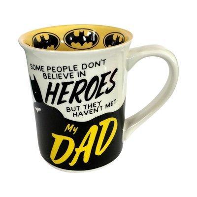 PRE-ORDER ONIM DC Mug Batman Dad