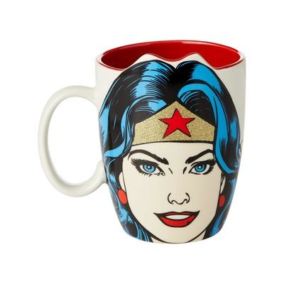 PRE-ORDER ONIM DC Mug Wnder Woman Sculpt