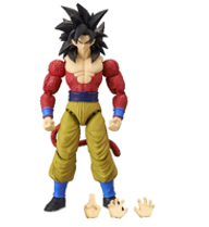PRE-ORDER Dragonball Series 5 Super Saiyan 4 Goku