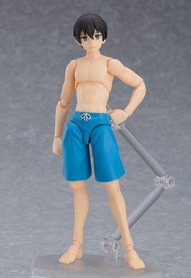 PRE-ORDER Figma Male Swimsuit Body (Ryo)