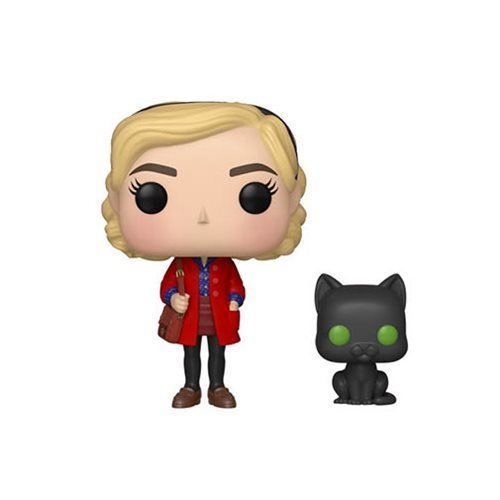 PRE-ORDER Chilling Adventures of Sabrina and Salem Pop! Vinyl Figure and Buddy