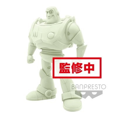 PRE-ORDER Pixar Characters Comic Stars Buzz Lightyear Luminous Color Ver.