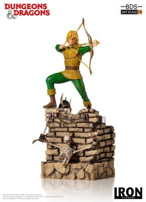 PRE-ORDER Hank, the Ranger – BDS Art Scale 1/10 - Dungeons & Dragons