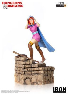 PRE-ORDER Sheila, the Thief – BDS Art Scale 1/10 - Dungeons & Dragons