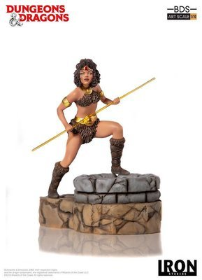 PRE-ORDER Diana, the Acrobat – BDS Art Scale 1/10 - Dungeons & Dragons