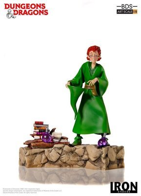 PRE-ORDER Presto, the Magician – BDS Art Scale 1/10 - Dungeons & Dragons