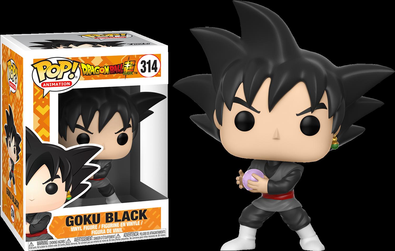 Dragon Ball Super - Goku Black Pop! Vinyl Figure