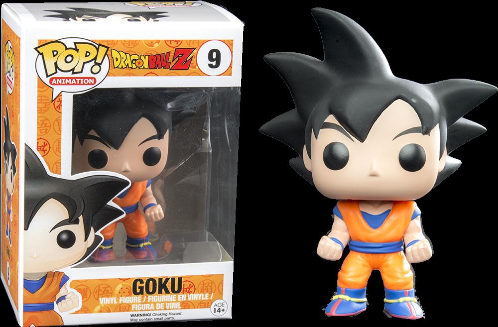 PRE-ORDER POP Animation: Dragonball Z - Goku Black Hair (2nd Batch)